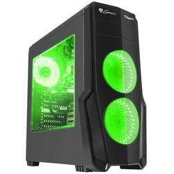 Obudowa GENESIS Titan 800 Zielony
