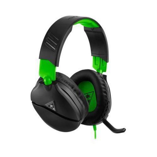 Pozostałe akcesoria do konsoli, Słuchawki TURTLE BEACH Recon 70X Czarno-zielony