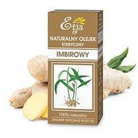 Olejki zapachowe, Olejek imbirowy 10ml ETJA