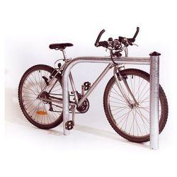 """Barierka na rowery i skutery typu """"Merkury"""" - powierzchnia ocynkowana ogniowo"""