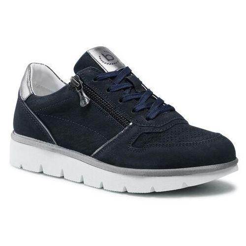 Damskie obuwie sportowe, Sneakersy BUGATTI - 431-A2Q01-1555-4111 Dark Blue/Dark Grey
