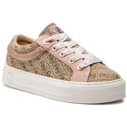 Sneakersy GUESS - FL5LY2 FAL12 BEIGE/BROWN