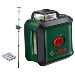 Poziomica laserowa Bosch PLL 360 z tyczką