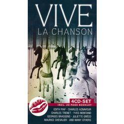 VARIOUS ARTISTS - Vive La Chanson vol. I (4CD)