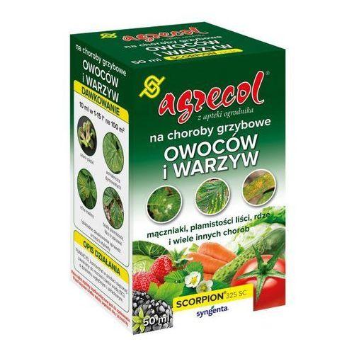 Środki na szkodniki, Środek grzybobójczy Agrecol Scorpion 325 SC 50 ml
