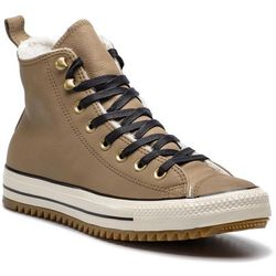 Sneakersy CONVERSE - Ctas Hiker Boot Hi 162479C Teak/Black/Natural Ivory