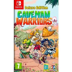 Caveman Warriors Deluxe Edition - Nintendo Switch - Platformowa