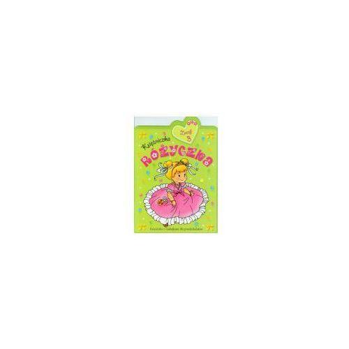 Książki dla dzieci, Księżniczka Różyczka Zeszyt 3 (opr. miękka)