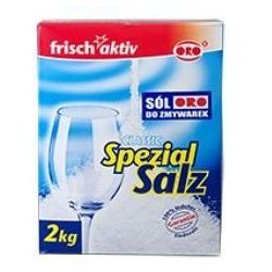 Sól do zmywarek ORO 2 kg