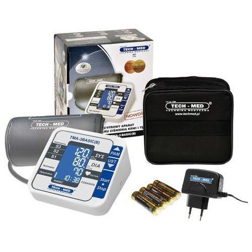 Ciśnieniomierze, TechMed TMA-3 BASIC