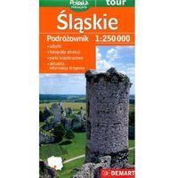 Mapy i atlasy turystyczne, Śląskie podróżownik mapa samochodowa (opr. miękka)