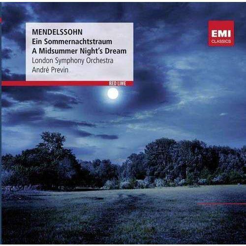 Pozostała muzyka rozrywkowa, Andre Previn - RED LINE - A MIDSUMMER NIGHT'S DREAM