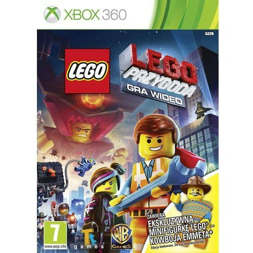 Gry na Xbox 360, Lego Movie The Videogame (Xbox 360)