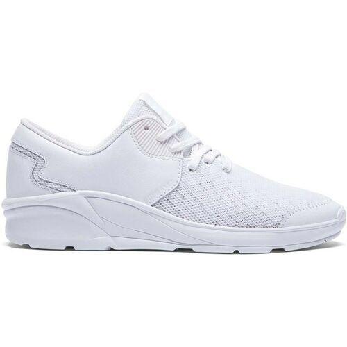 Obuwie sportowe dla mężczyzn, buty SUPRA - Noiz White-White (WHT) rozmiar: 45.5