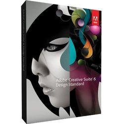 Adobe Creative Suite 6 Design Standard ENG Win/Mac - dla instytucji EDU