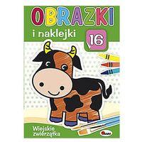 Naklejki, Obrazki i naklejki Wiejskie zwierzęta - Piotr Kozera