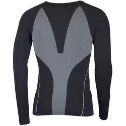ROGELLI CORE 2-pak bielizna - koszulka termoaktywna długi rękaw, czarny 070.022 Rozmiar: S-M,070.022