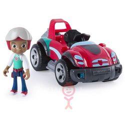 Pojazd z figurką Rafcio Śrubka, Buggy Build