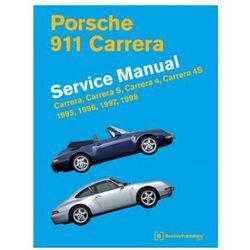 Porsche 911 Carrera (Type 993) Service Manual 1995 - 1998