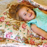 Śpiworki dziecięce, Śpiworek przedszkolaka jelonki + worek