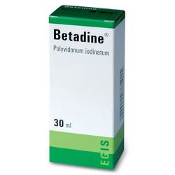 Betadine plyn 10% x 30ml