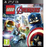 Gry na PlayStation 3, Lego Marvel's Avengers (PS3)