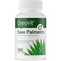 Witaminy i minerały, OSTROVIT Saw Palmetto 90tabs
