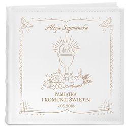 Album Pamiątka I Komunii GRAWER Prezent AL008