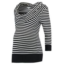 Anna Field MAMA Sweter black/ white