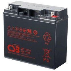 Akumulator AGM CSB GP 12170 (12V 17Ah)