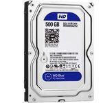 Dysk twardy Western Digital WD5000AZRZ - pojemność: 0,5 TB, cache: 64MB, SATA III, 5400 obr/min