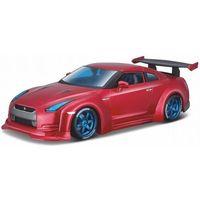 Osobowe dla dzieci, Maisto auto Nissan GT-R - czerwony