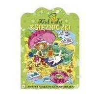 Książki dla dzieci, Klub małej księżniczki. Zeszyt 2. Zabawa z naklejkami dla przedszkolaków (opr. miękka)