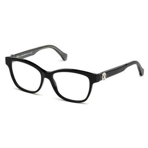Okulary korekcyjne, Okulary Korekcyjne Roberto Cavalli RC 5050 FIVIZZANO A05