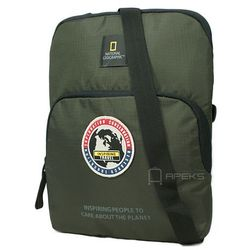 "National Geographic EXPLORER torba na ramię / saszetka / tablet do 10"" / N01112.11 - Khaki"