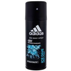 Adidas Ice Dive Spray - dezodorant dla mężczyzn, 150ml