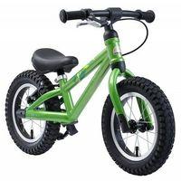 """Rowerki biegowe, rowerek biegowy MTB 12"""" BIKE STAR GERMANY zielony"""