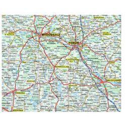 Polska. Mapa ścienna drogowa 1:800 tys (opr. miękka)