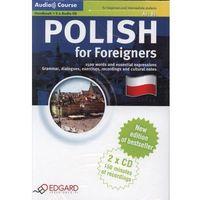 Książki do nauki języka, Polish For Foreigners. Audio Course (Handbook + 2cd)