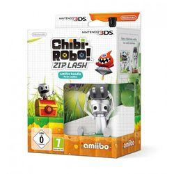 Chibi Robo Zip Lash + CHIBI ROBO AMIIBO Nintendo 3DS