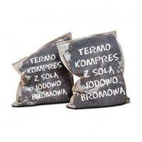 Pozostałe materiały opatrunkowe, SHAMASA Termo Kompres z solą Jodowo-bromową 1 szt