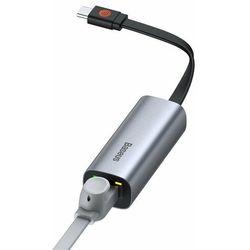 Baseus Steel Cannon   Adapter USB/ TYPE-C RJ45 GIGABIT LAN 1000MB