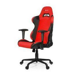 Fotel gamingowy Arozzi TORRETTA (TORRETTA-RD) Czarna/Czerwona