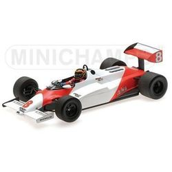 McLaren Ford MP4/1C #8 Stefan Bellof Test Silverstone 10th November 1983 - DARMOWA DOSTAWA!!!