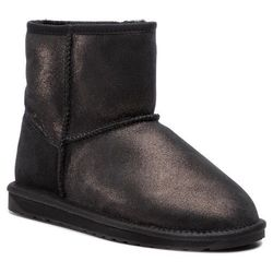 Buty EMU AUSTRALIA - Stinger Metallic Mini W11378 Black