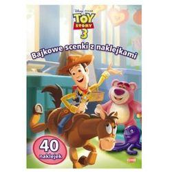 Toy Story 3. Bajkowe scenki z naklejkami (SC-4) Praca zbiorowa