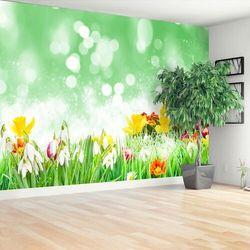 Fototapeta Kwiaty Wielkanoc