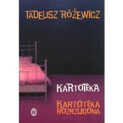 Kartoteka. Kartoteka rozrzucona (opr. broszurowa)