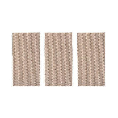 Papiery ścierne, Papier ścierny SIATKA RZEP P240 185 x 93 mm 3 szt. DEXTER