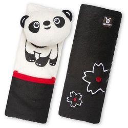 Nakładki na pasy BENBAT Friends Panda BP244 (1 - 4 lat)